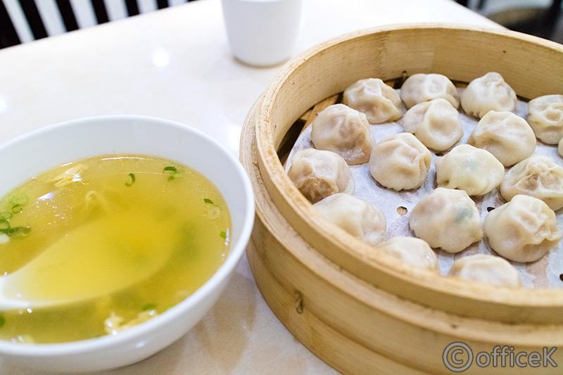 台北・美味しい小籠包で有名な「京鼎樓(ジンディンロウ)台湾本店」