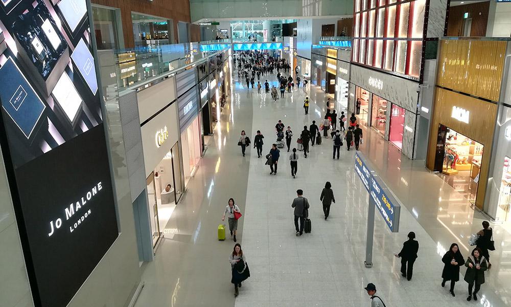 「ポケモンGO」韓国・仁川国際空港のポケストップ