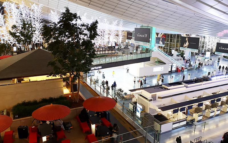 羽田空港・国際ターミナル